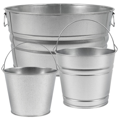 wholesale metal buckets image